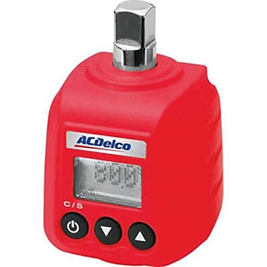 ACDelco® Digital Torque Adapter, 3/8