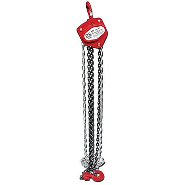 American Power Pull® 400 Series Chain Hoist, 1 Ton