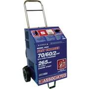 Associated – Chargeur de batterie robuste commercial, rapide, 70/60/2 A