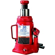 ATD® 20 Ton Heavy-Duty Hydraulic Side Pump Bottle Jack