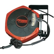 ATD® SABER® Professional 50' Clear Glow Tri-Tap Heavy-Duty Reel