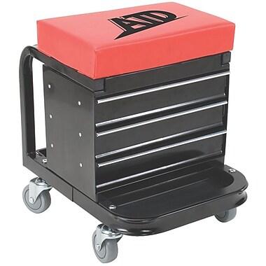 ATDMD – Tabouret avec coffre à outils intégré robuste