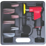 Chicago Pneumatic™ Mini Random Orbital Sander Kit, 15000 RPM