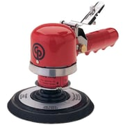 "Chicago Pneumatic™ 870 General Duty Dual-Action Sander with 6"" Pad, 10000 RPM"