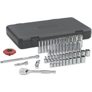 """GearWrench® 1/4"""" Drive 6-Point Socket Set, 51-Piece"""