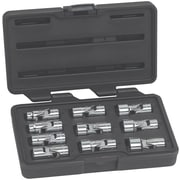 "GearWrench® 3/8"" Drive 6-Point Standard Metric Flex Socket Set, 10-Piece"