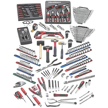 GearWrench® 258-Piece Intermediate Auto TEP Set