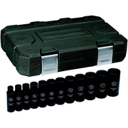 """GearWrench® 1/2"""" Drive 6-Point Deep SAE Impact Socket Sets"""