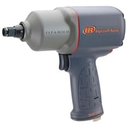 "Ingersoll Rand® 1/2"" Drive Quiet Titanium Duty Air Impact Wrench, 9800 RPM"