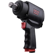 "King Tony 3/4"" Drive Mighty Quiet Air Impact Wrench, 7500 RPM"