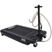 Lincoln® 17 Gallon Low Profile Truck Drain with Electric Pump
