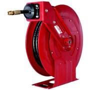 LincolnMD – Dévidoir automatique avec boyau d'air/eau rétractable à faible pression
