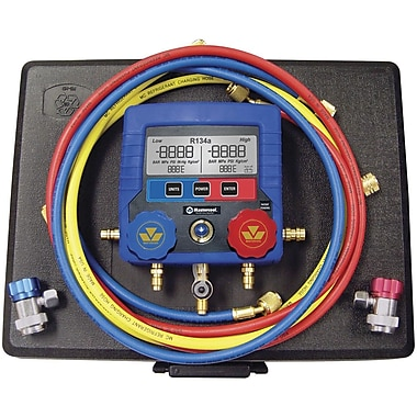 Mastercool® R134A Digital Manifold Gauge Set