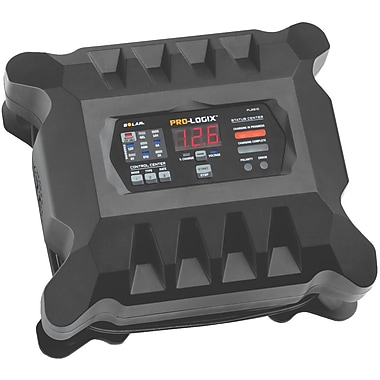 Solar® Pro-Logix 10/6/2 A Intelligent Battery Charger/Maintainer with Engine Start