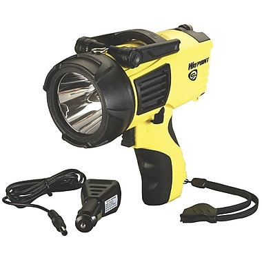 Streamlight® Waypoint® Non-Rechargeable Pistol-Grip LED Spotlight, Yellow