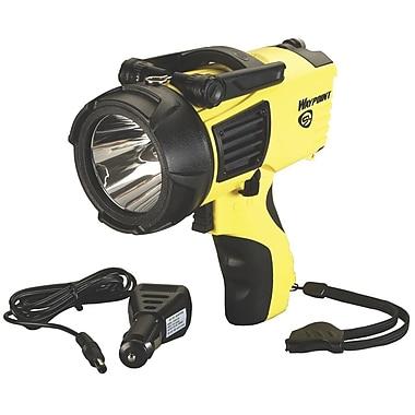 StreamlightMD –Lampe projecteur à poignée pistolet non-rechargeable WaypointMD, jaune