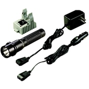 Streamlight® Strion® 74301 LED Rechargeable Flashlight, Black