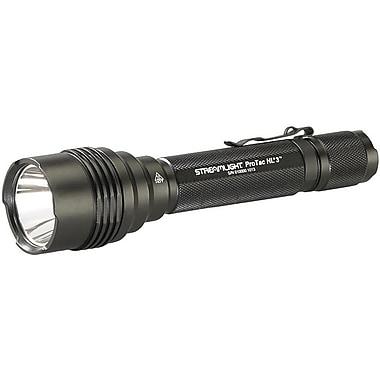 StreamlightMD – ProTac 88047 HLMD 3, Lampe de poche tactique haute luminosité pour professionnel, noir