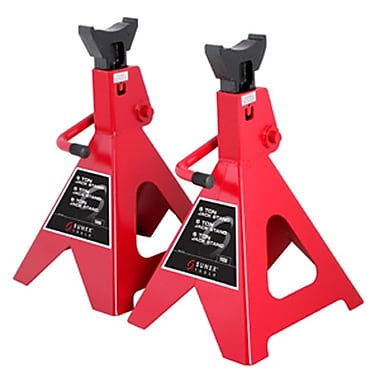 Sunex® Ratcheting Jack Stand, 6 Ton, 2/Pack
