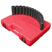 "Sunex® 1/2"" Drive 12 Point Metric Deep Impact Socket Sets"