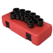 "Sunex® 1/2"" Drive Metric Impact Socket Sets"
