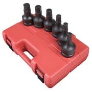 "Sunex® 1"" Drive Metric Hex Drive Impact Socket Set, 6-Piece"