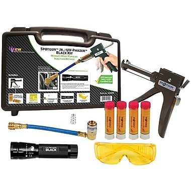 Uview Spotgun Jr. UV Phazer Black Leak Detection Kit