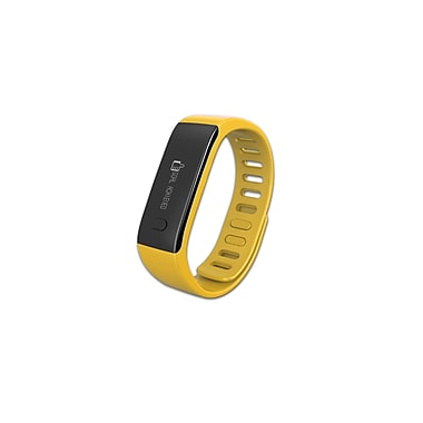 MyKronoz ZeFit Fitness Tracker, Yellow