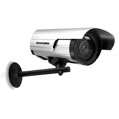 SecurityMan Dummy Outdoor/Indoor Camera with Flashing LED