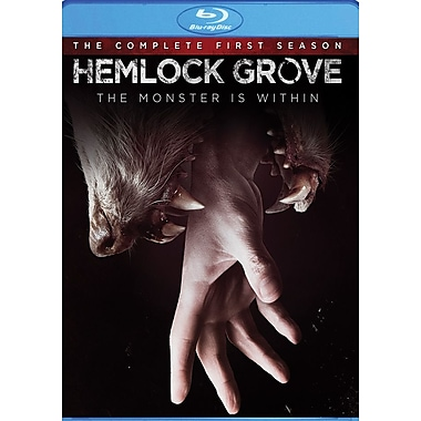 Hemlock Grove : Saison 1 (Blu-ray)