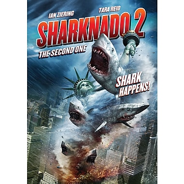 Sharknado 2 : The Second One (DVD)