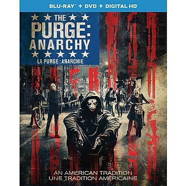 La Purge : Anarchie (Blu-ray)
