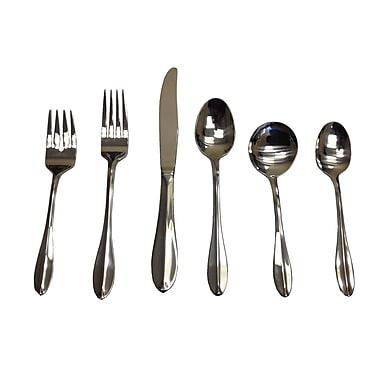 Oneida B176SBLF Bouillon Spoons, Rhodes, 36/Pack