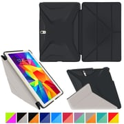 """rOOCASE Origami Polyurethane Folio Smart Case Covers for 10.5"""" Samsung Galaxy Tab S"""