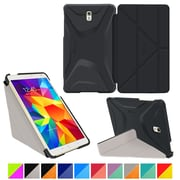 """rOOCASE Origami Polyurethane Folio Smart Case Covers for 8.4"""" Samsung Galaxy Tab S"""
