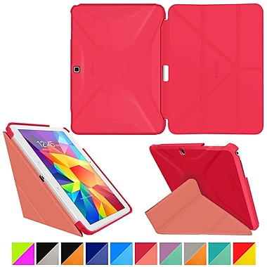 rOOCASE Origami Polyurethane Folio Smart Case Cover for 10.1