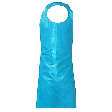 Ronco Disposable Polyethylene Aprons, 28