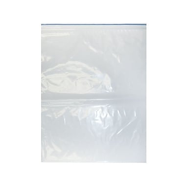Ronco —Sacs refermables RC21215, 12 x 15 po, 2 mil, transparents, 1 000/bte