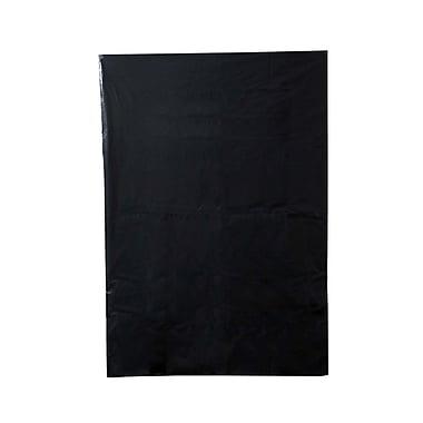 Alpha Poly – Sac à ordures robuste B3550A3, 3 mil, 35 x 50 po, noir, 100/boîte