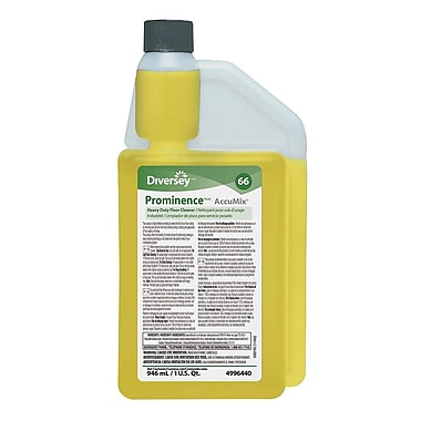 Diversey Prominence Heavy Duty Cleaner, 946 mL, 6/Case