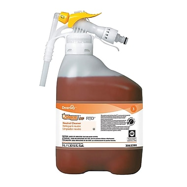 Stride Neutral Solution General Purpose Cleaner, 5 L, Citrus