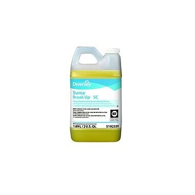 Diversey – Nettoyant/dégraisseur Break-Up, mousse puissante, 64 oz, 4/bte