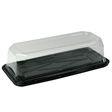 Par-Pak – Contenant à gâteau, uni, transparent, 60/boîte