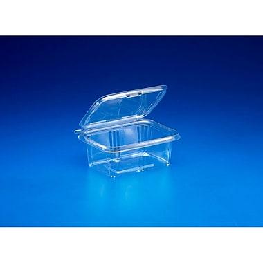 Inline – Contenant en plastique Safe-T-Fresh pour charcuterie, 32 oz, transparent, 200/boîte