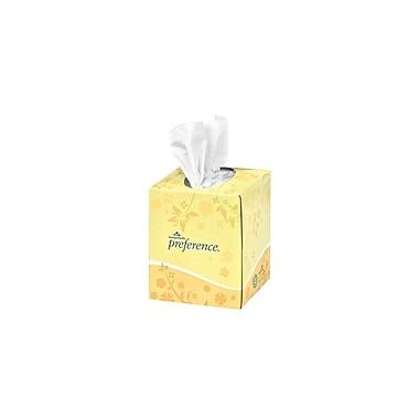 Georgia Pacific – Mouchoirs Preference Near Premium, 2 épaisseurs, 8,75 x 8,33 (po), blanc, 36 boîtes/caisse