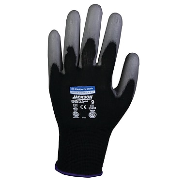Kimberly-Clark Safety G40 Polyurethane Coated Gloves, Size 9, 12 Pair/Pack, 60 Pair/Case