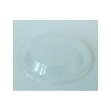 Polystyrene Dome Lid For 24 oz. Bowl And 7