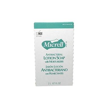 Gojo Dermapro Nxt Luxury Body & Hair Shampoo, 2000 ML, Pink, 4/Case