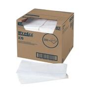 Kimberly-Clark – Essuie-tout WYPALL pour services alimentaires, 12 1/2 x 23 1/2 po, blanc, 300 par boîte