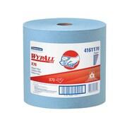 Wypall – Chiffons X70 fabriqués par Workhorse, 12 x 13,4 po, bleu